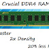 Crucial DDR4 RAM is Coming Soon... Ready For the Upgrade...