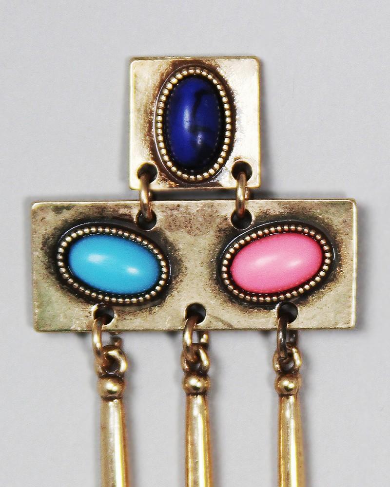 Photos Video Jewelmint Cleopatra Cabochon Earrings