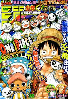 One Piece 710 Mangá Português Leitura Online