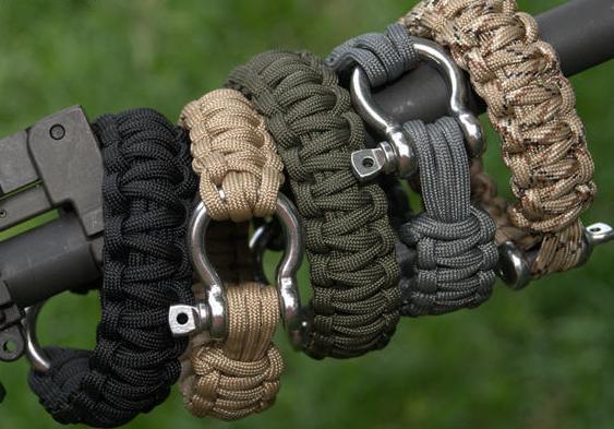 ВыШЫгальщик: Техника плетения браслета выживания.