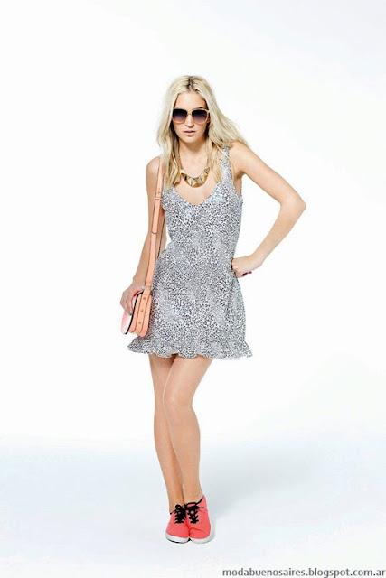 Koxis colección primavera verano 2014 vestidos.