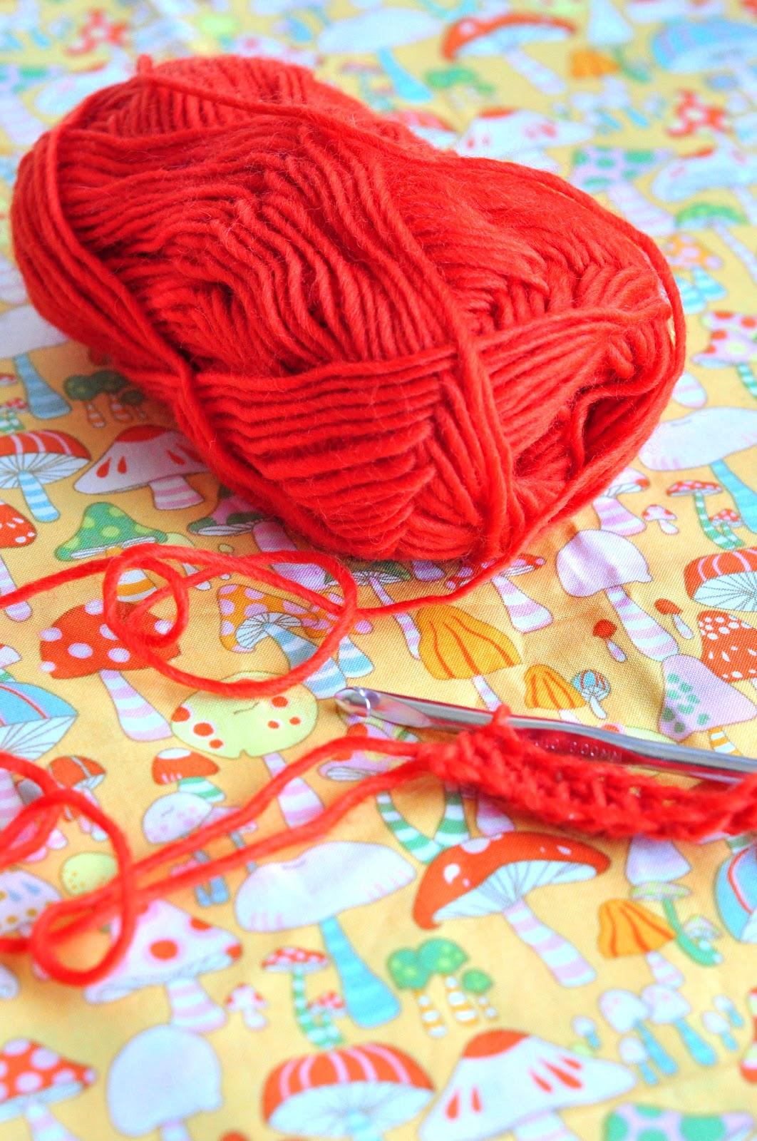 Aesthetic Nest: How to Crochet 8: The Half Double Crochet (Tutorial)
