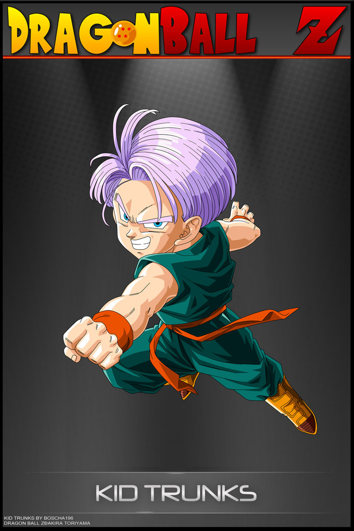 Dragon Ball Z Trunks - Bing images