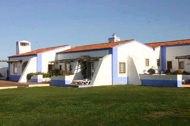 Thiago braddell arquitectura lda turismo rural zambujeira do mar - Casa rural sintra ...