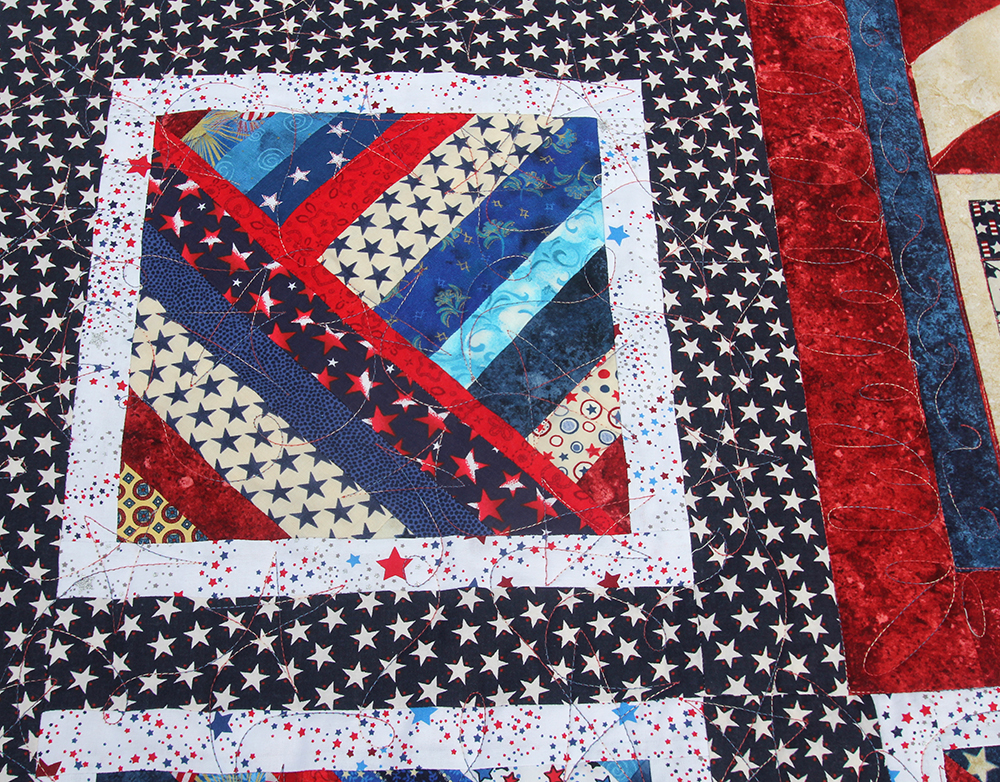 Stitchnquilt: Quilting for Quilts of Valor