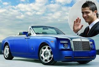 Rolls Royce Phantom motor V12 de 460 cv
