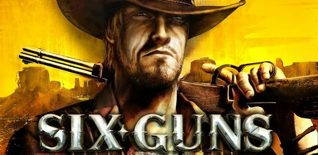 Six-Guns Apk v2.1.0l + Data Mod [Unlimited Gold e Badge / Offline / Torrent]