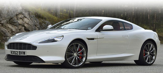 Aston Martin DB9 Exterior