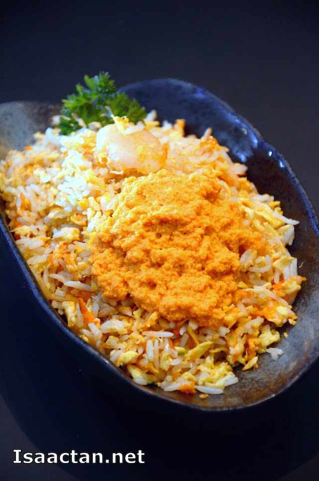 Crab Roe Fried Rice - RM42