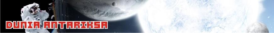 Dunia Antariksa | Media informasi sains dan astronomi