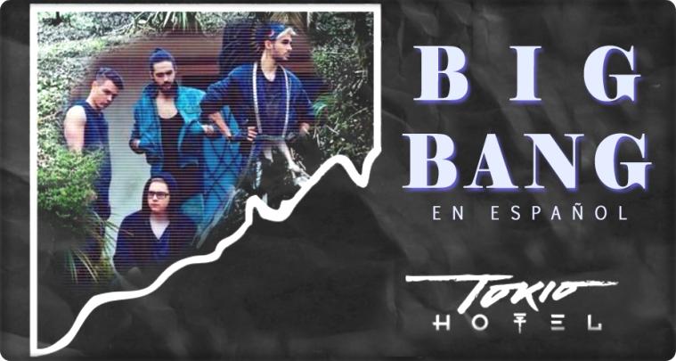 Big Bang de Tokio Hotel