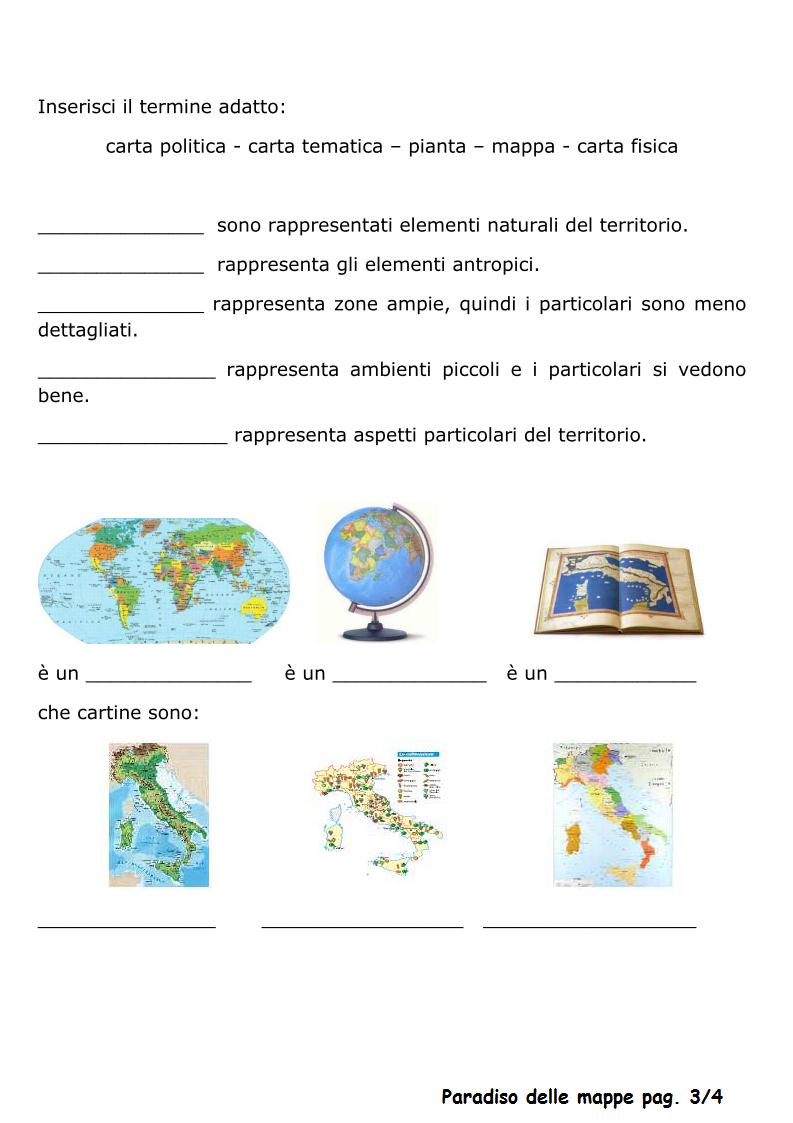 Paradiso Delle Mappe Verifica Sulle Carte Geografiche E I Vulcani