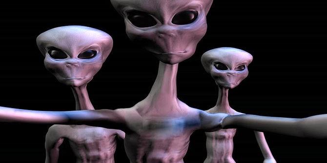 Mengapa manusia belum bisa bertemu alien? Ini alasannya!