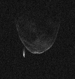 Asteroid 1998 QE2 'Entirely New Beast'  Asteroid-1998qe2-radar-arecibo