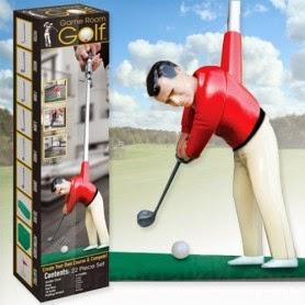 Juego de micro golf regalos de navidad for Juego de golf para oficina