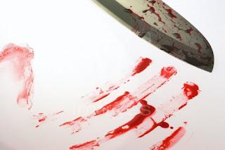 Убийство с нож