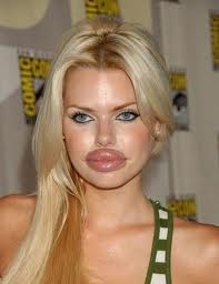 girls who participate in a trout pout