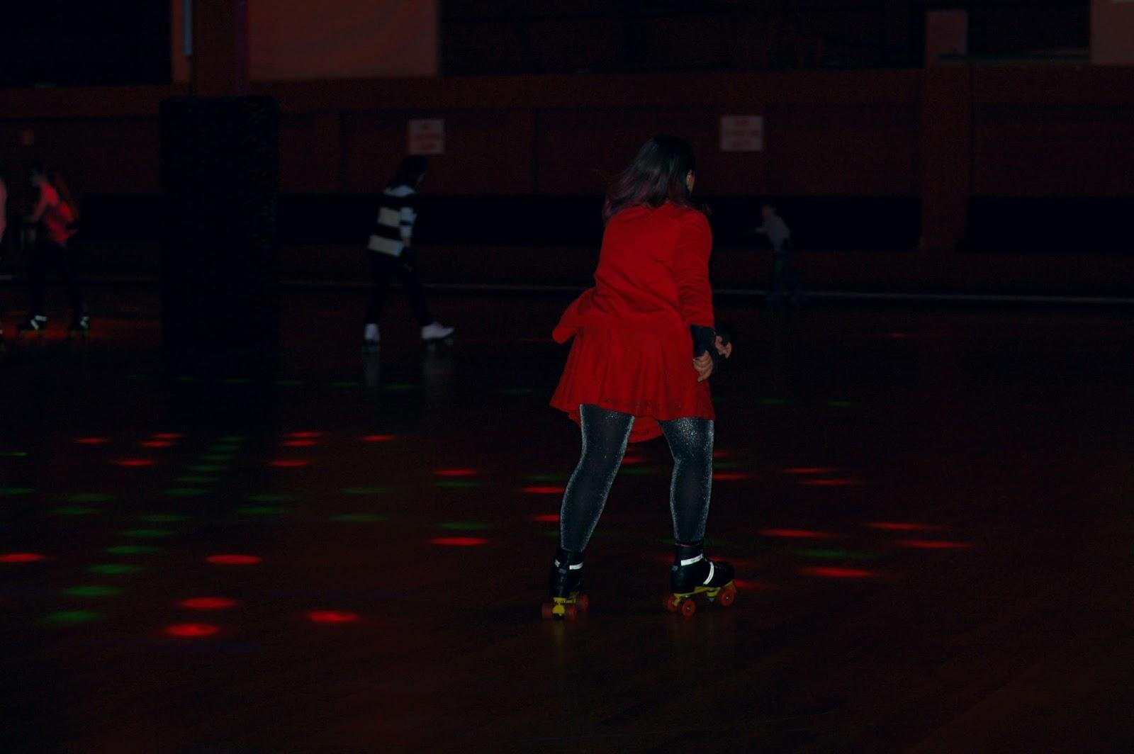 spin roller disco dublin