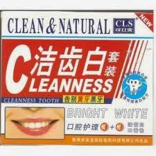 Obat Pemutih Gigi Alami Herbal