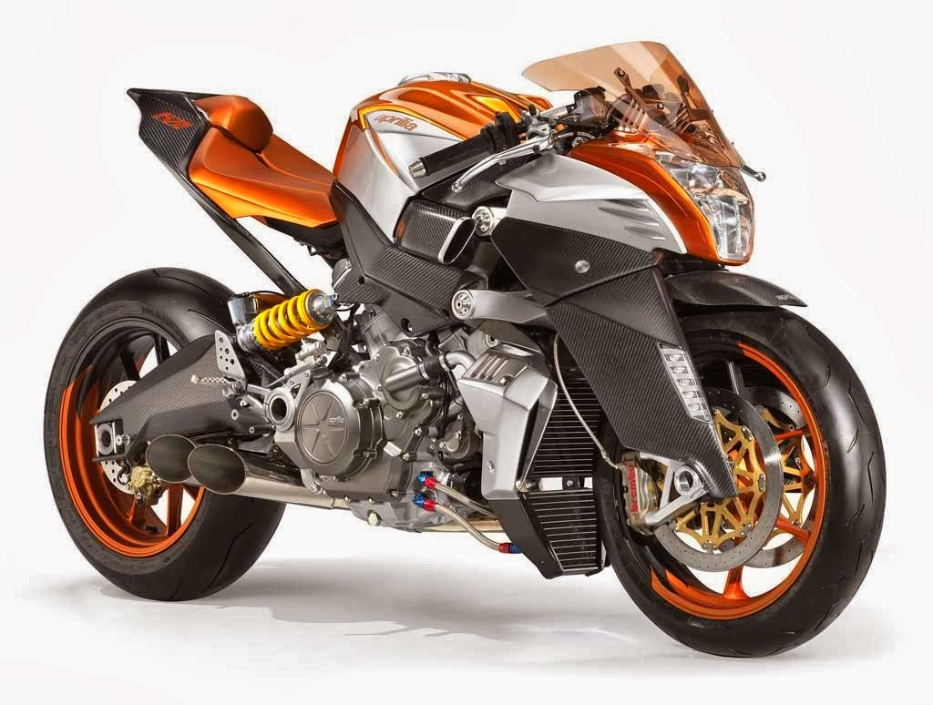 Aprilia Shiver 750 Sport Bike HD Wallpapers