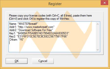 winhex license code free