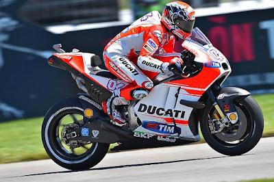 Dovi Akui Saat Ini Ducati Sedang Dalam Kesusahan