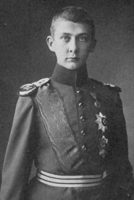 Carl Alexander Herzog von Württemberg (Pater Odo OSB)