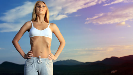 Fat -Burning Foods and Exercises to Lose the Extra Flab