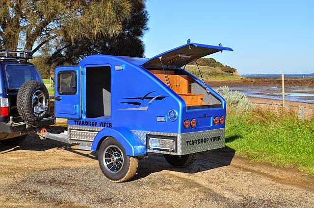 Featured Teardrop Viper Caravans