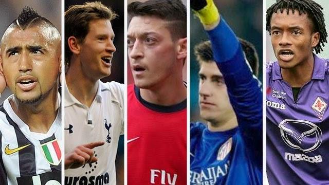 اللاعبين الذين يريد برشلونة شراءهم