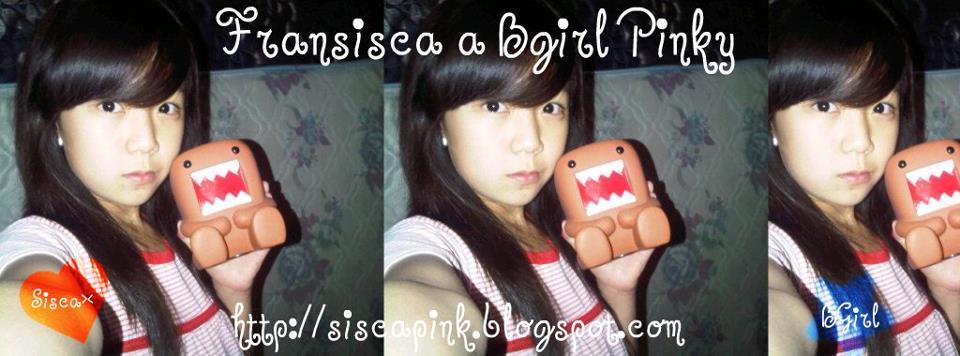 Fransisca a Bgirl Pinky