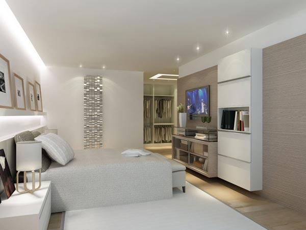 Fotos de habitaciones modernas dormitorios con estilo - Habitaciones decoradas modernas ...