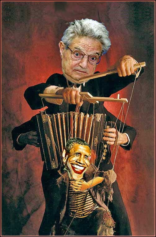 Soros and Obama