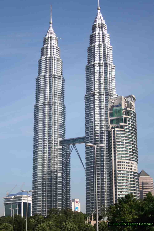 Indonesia Update: Petronas Towers