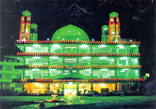 glass mosque picture in shillong india