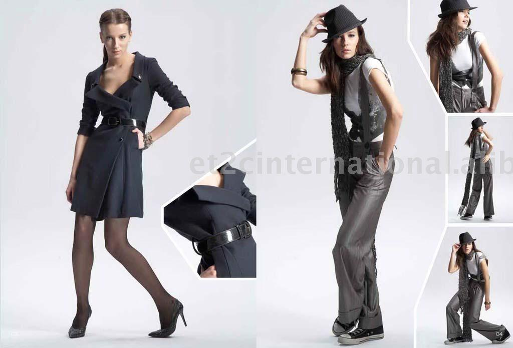 Urban style clothing for women