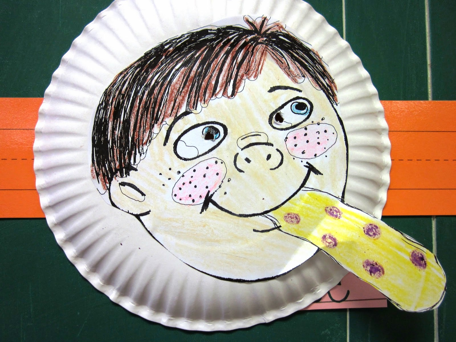 Tattle Tongue Coloring Page The Inspired Counselor Tattle Tongue Mask Lesson