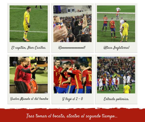 futbol espana inglaterra atentados paris
