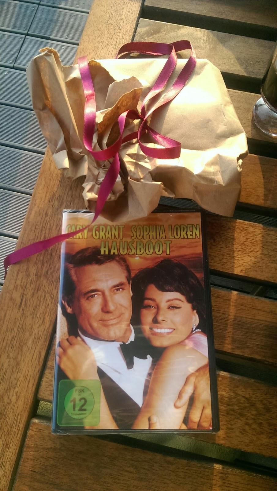 "DVD ""Hausboot"" mit Cary Grant und Sophia Loren | Arthurs Tochter Kocht by Astrid Paul"