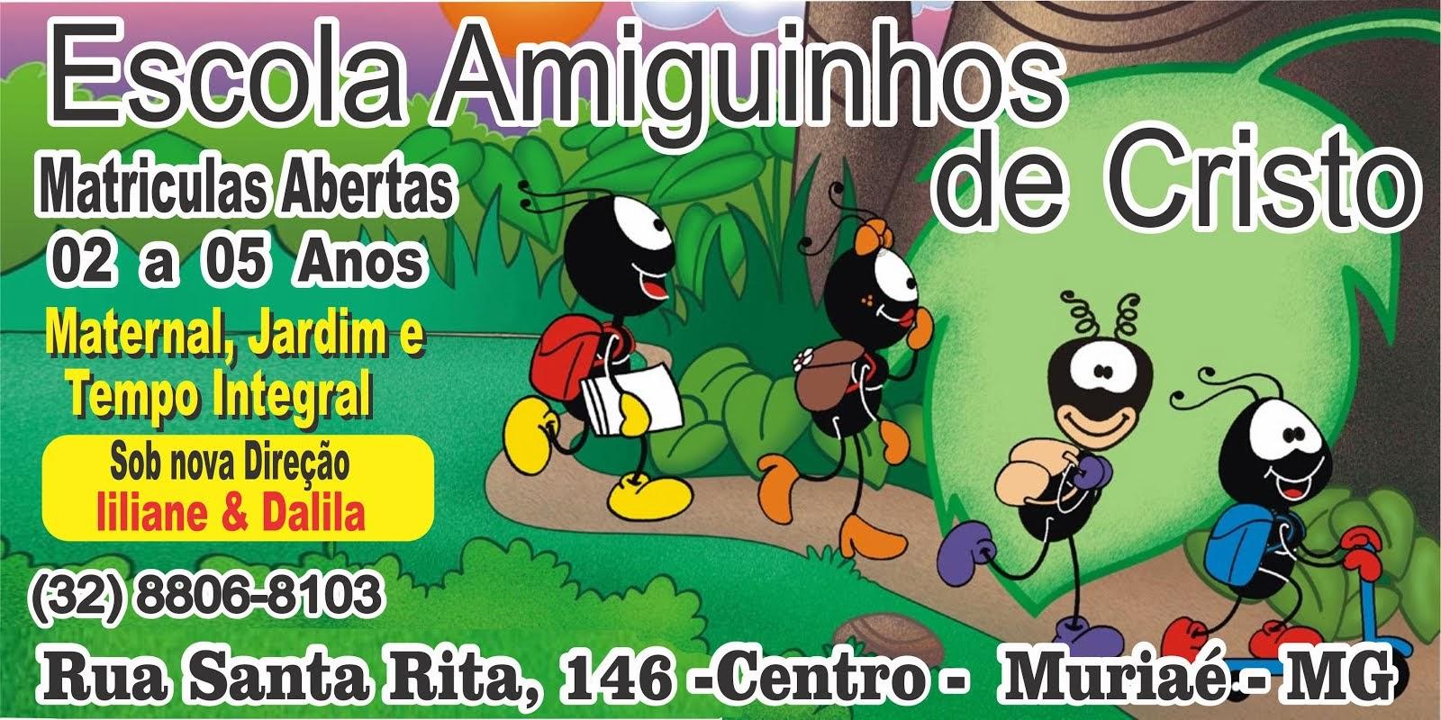 AMIGUINHOS DE CRISTO
