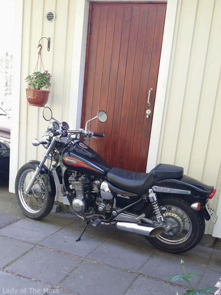 Kawasaki, moottoripyörä