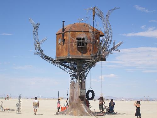 Burning Man Festival, y su versión española/europea Foto-4-burning-man6