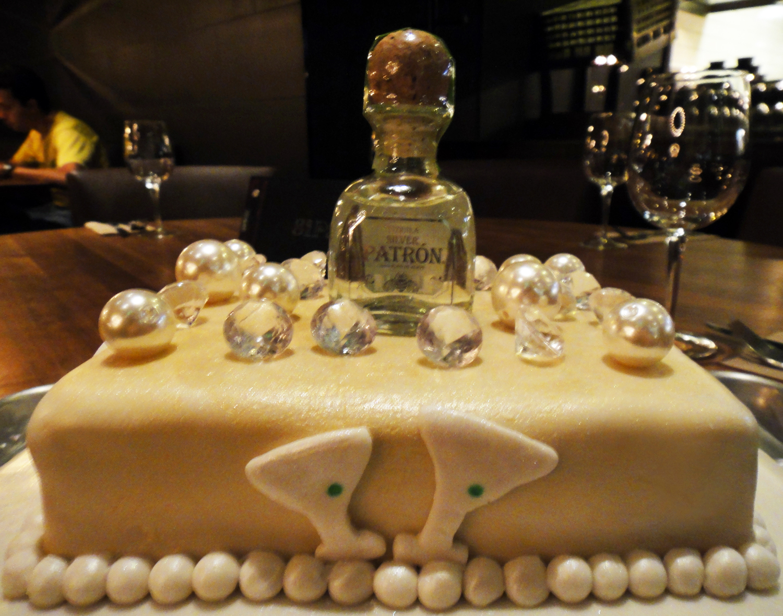 Serendipity Adore Customized 21st Birthday Cake