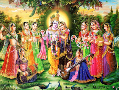 Krishna Janmashtami SMS Messages Quotes Wishes