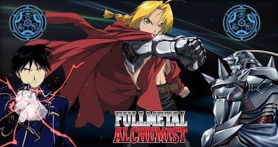 Fullmetal Alchemist - cine series y tv