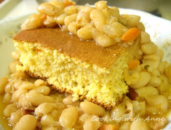 Beans And Cornbread Recipes — Dishmaps