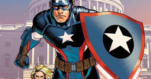 Capitao America Steve Rogers