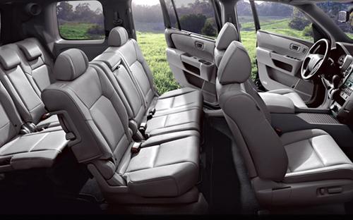 Superior The Pilot Delivers Impressive Fuel Economy Through Hondau0027s Variable  Cylinder Management (VCM) Technology.