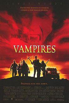 Chet Reviews John Carpenter's Vampires