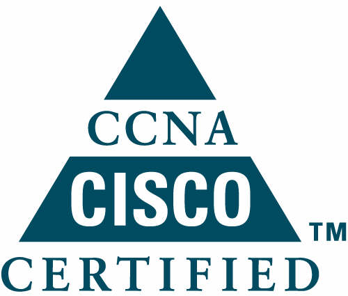 Cisco CCNA 1-2 Certified